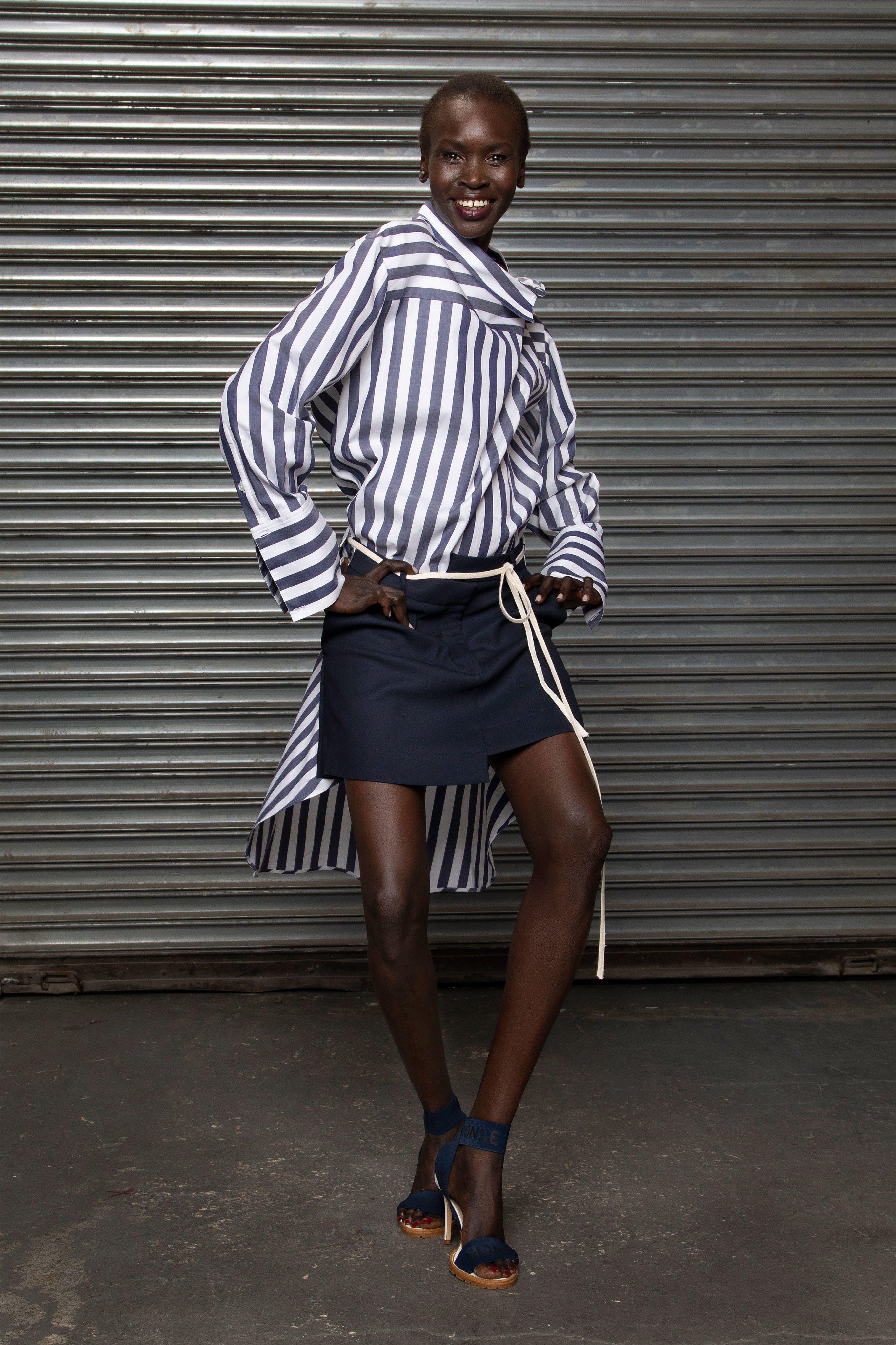 acd3293f Monse Resort 2019 New York Collection - Vogue Fashion Addict, Fashion Mode,  Fashion 2018
