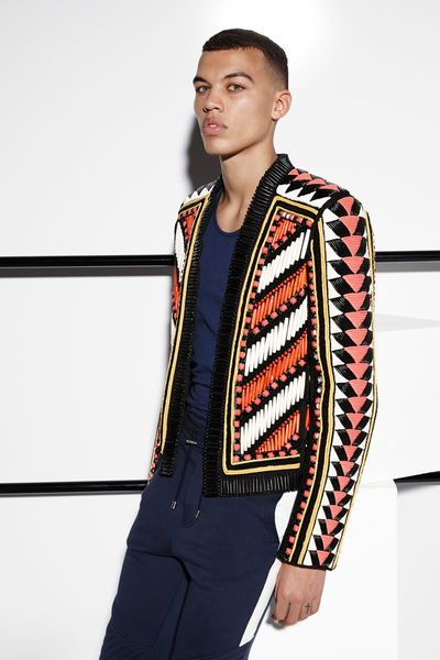 Paris Fashion Week - Frühjahr/Sommer 2015: Balmain - GQ