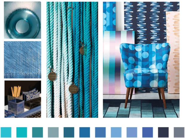 Pantone shares the 2018 home interiors go to colours pantone interiors and design trends Home architecture trends 2018