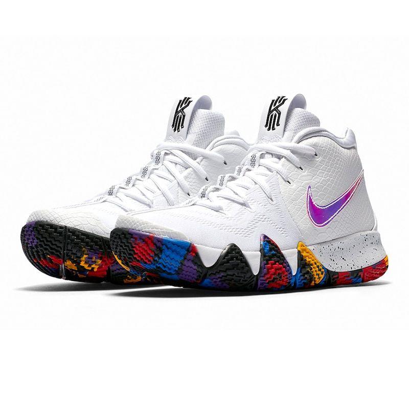 2c64869bfbf2 Nike KYRIE Irving 4 EP quarta Geração de Tênis de Basquete dos homens