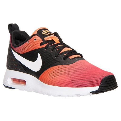 Men's Nike Air Max Tavas Print Running Shoes 742781 008