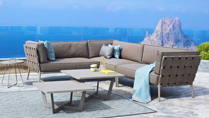 conic sofa cane line furniture design pinterest. Black Bedroom Furniture Sets. Home Design Ideas