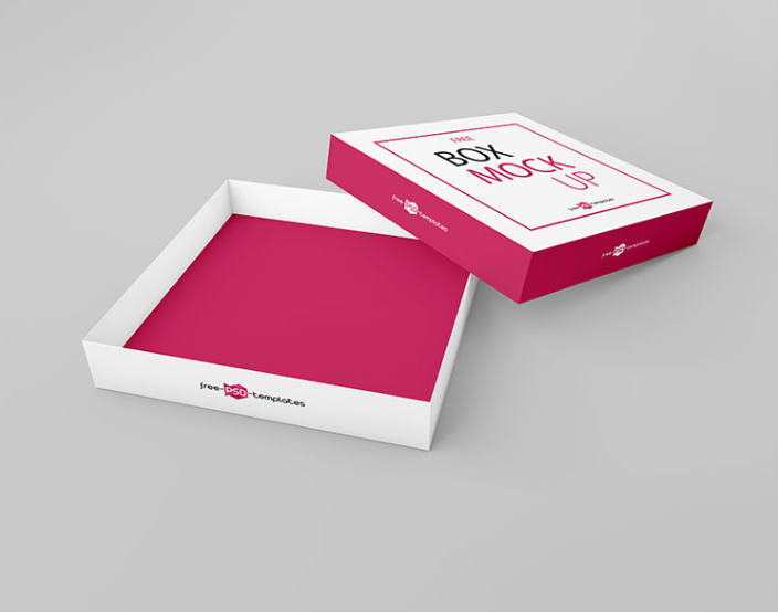 Download Box Mockup Set Psd Template For Free Beautiful Boxes Are So Useful For Keeping Treasured Items If You Are A Manufac Box Mockup Packaging Mockup Mockup Design