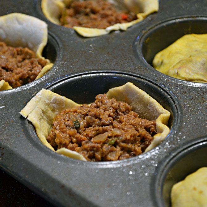 3-Bite Jamaican Beef Patties