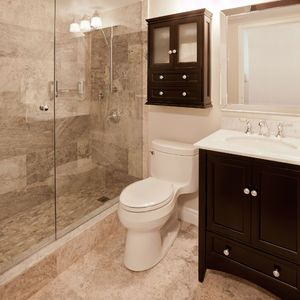 Image Result For 5x8 Bathroom With Walk In Shower Bathroom