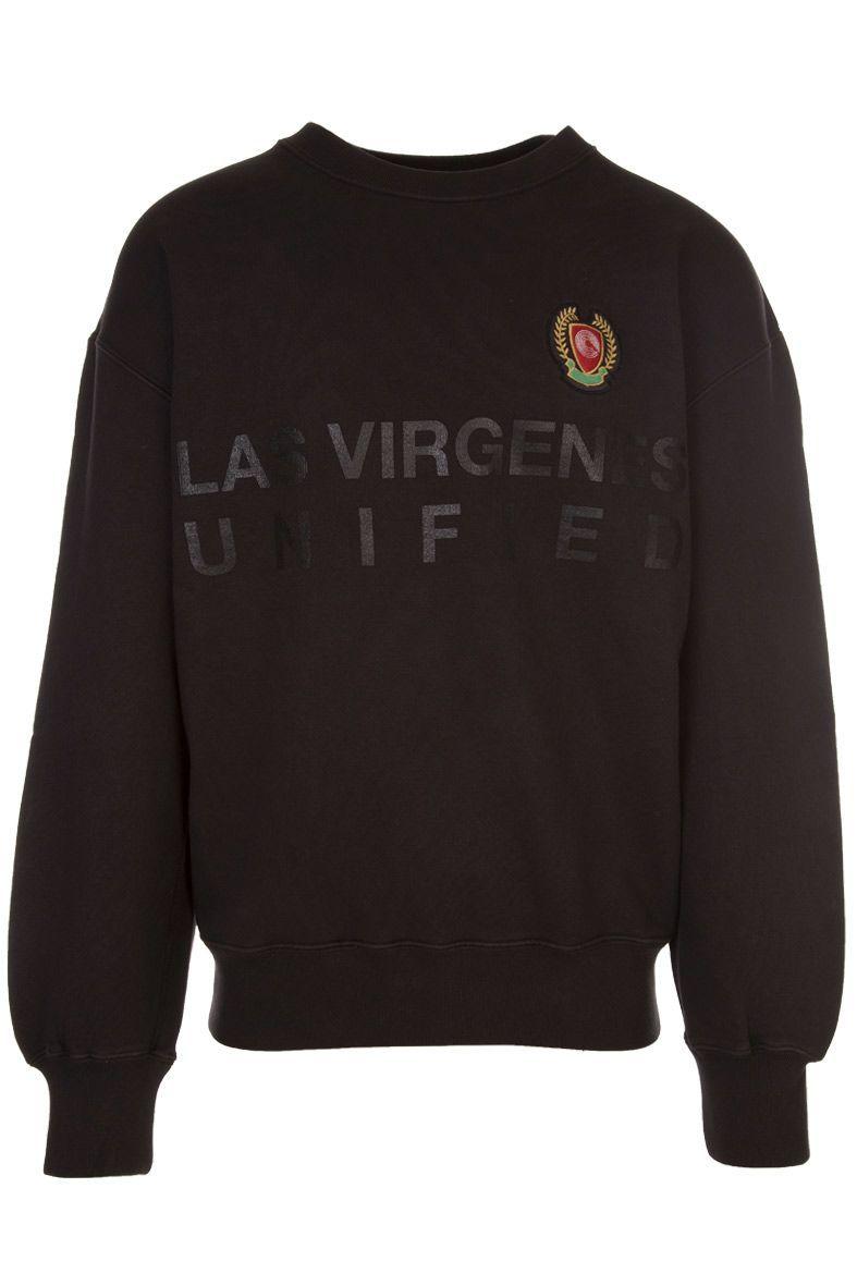 Yeezy Season 5 In Ink Modesens Yeezy Season Yeezy Black Sweatshirts [ 1181 x 787 Pixel ]