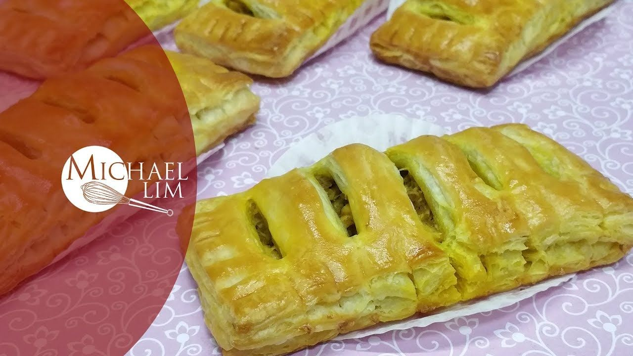 Curry puff pastries youtube fun baking recipes pastry