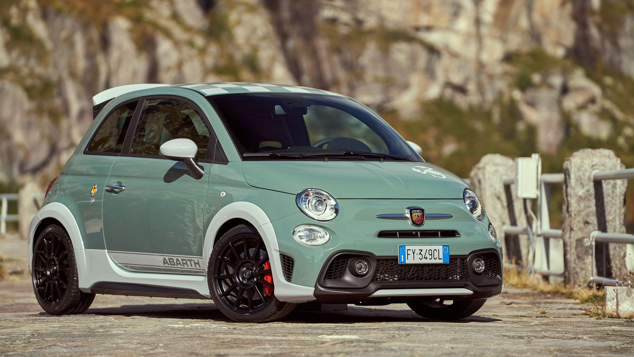 2020 Abarth 695 70th Anniversario With Images Fiat 70th
