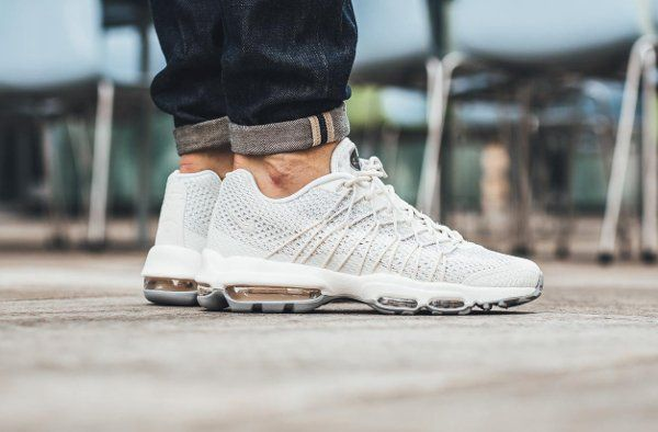 air max 95 ultra blanche