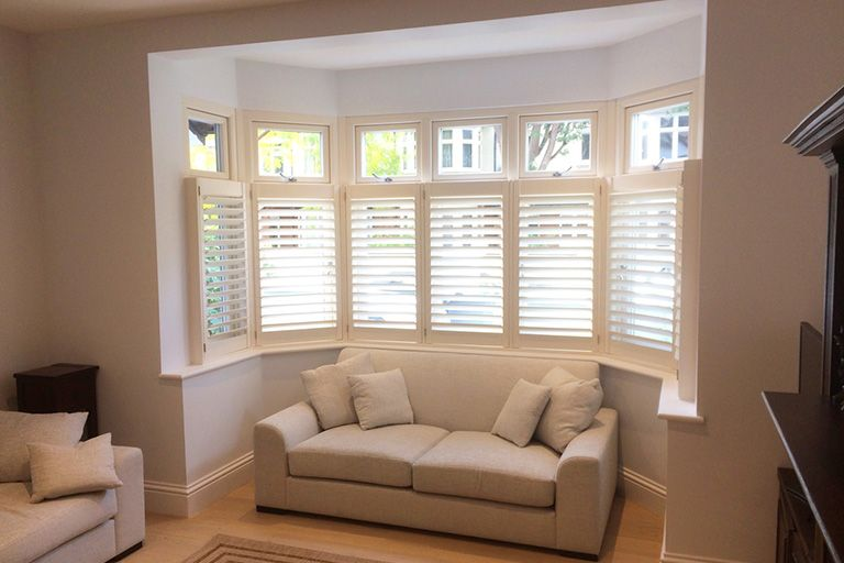 Explore Our Gallery Cafe Style Shutters Window Shutters Bay Window Shutters