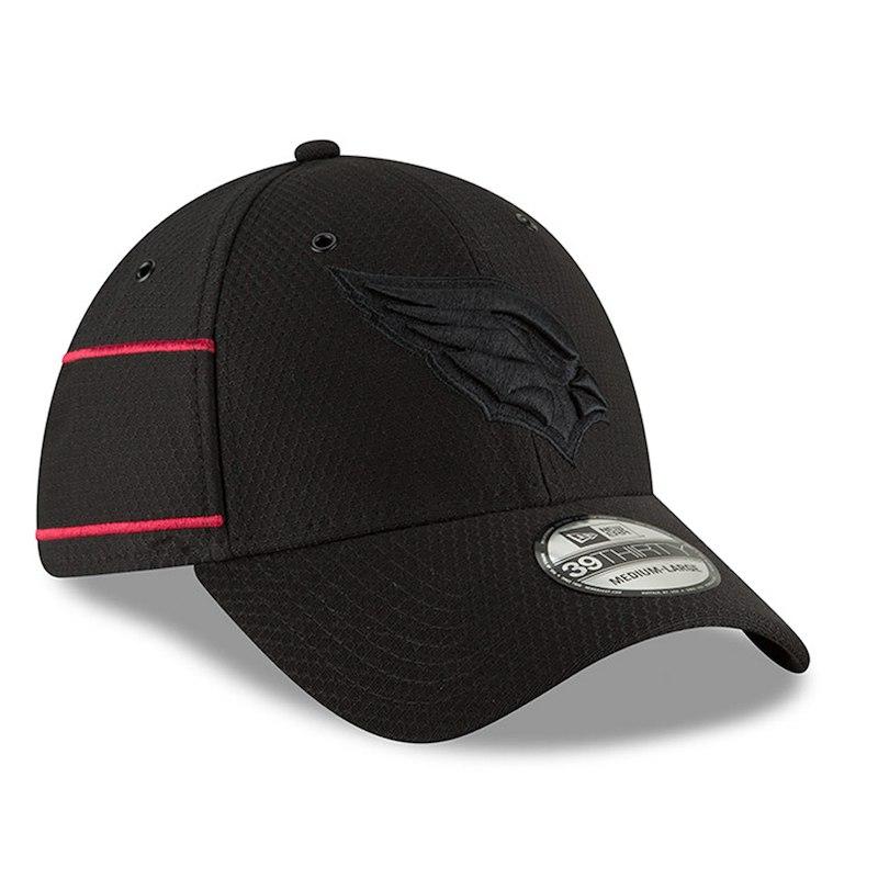 promo code 8d938 f1f1b ... germany arizona cardinals new era 2018 nfl sideline color rush official  39thirty flex hat black 5fb79