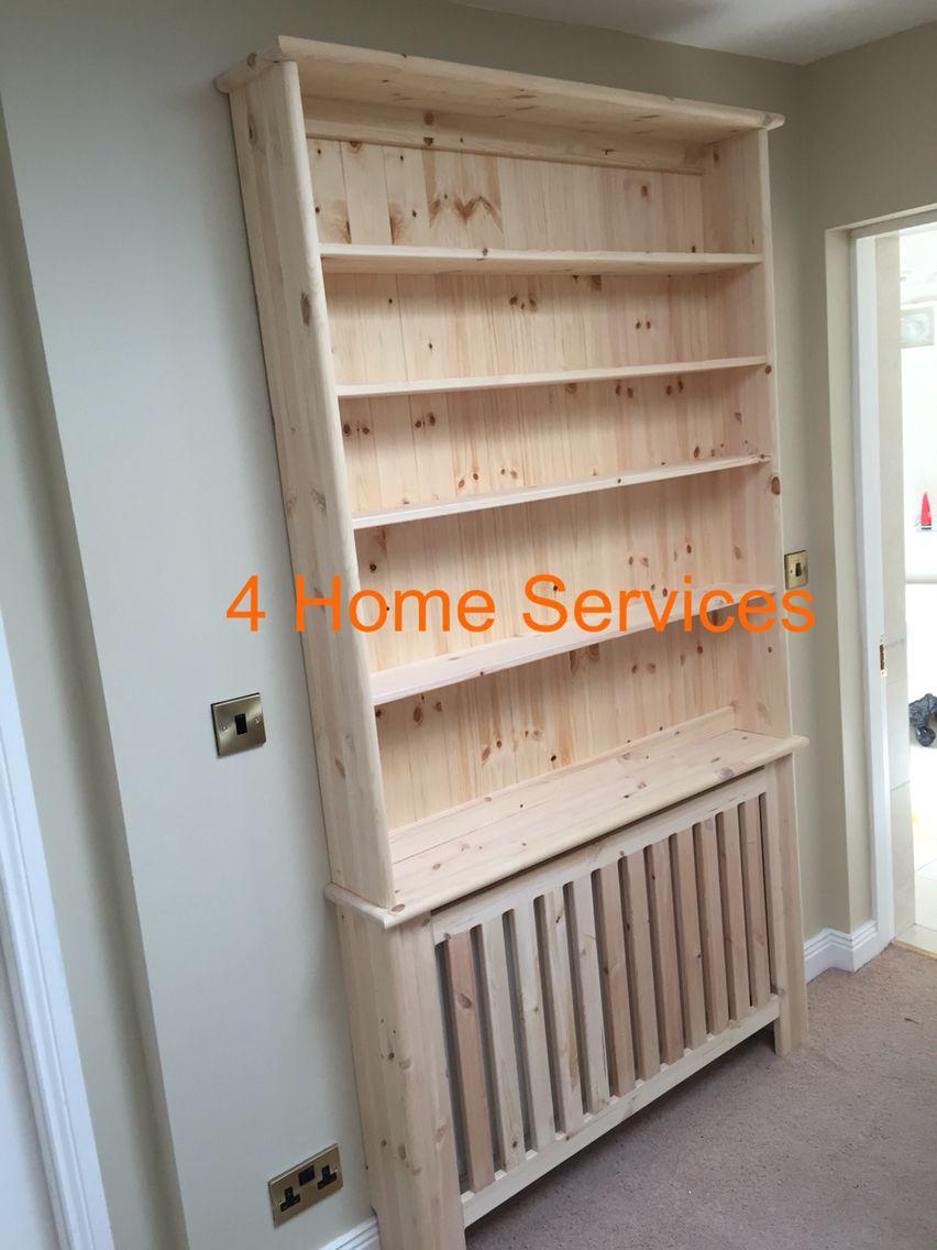 Rad Cover Shelf Unit Radiator Cover Shelves Home Decor