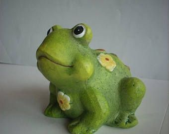 Attrayant ON SALE Little Ceramic Frog For Decoration,Ceramic Frog Garden Sculpture, Frog For Home