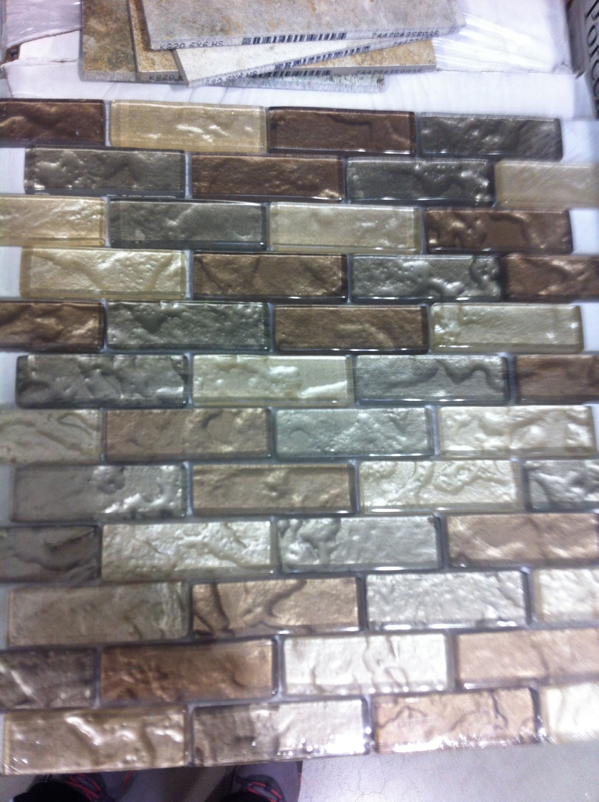 Kitchen Backsplash From Menards