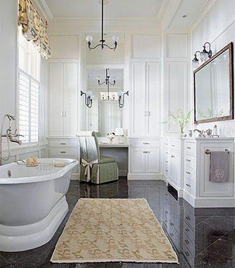 35 Elegant Farmhouse Master Bathroom Remodel Ideas Https Brigittedecor Info 35 Elegant Modern Bathroom Remodel Top Bathroom Design Farmhouse Master Bathroom