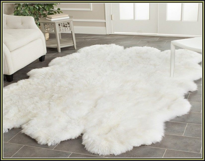 Image Result For Ikea Sheepskin Rug White Shag Rug White Rug Faux Fur Rug