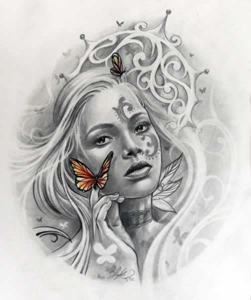 Sake Realistic Portrait Color Realism Tattoos Realism Tattoo Tattoo Art Drawings Sketch Tattoo Design