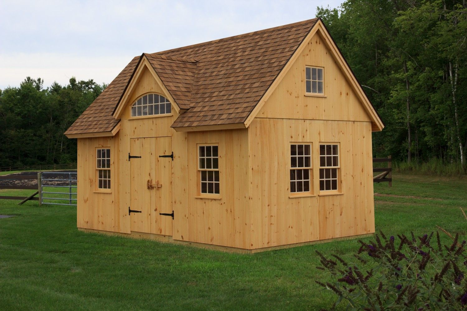 Our Authentic Post Beam Now Available As A Shed The Barn Yard Great Country Garages Building A Shed Shed House Plans Shed Plans