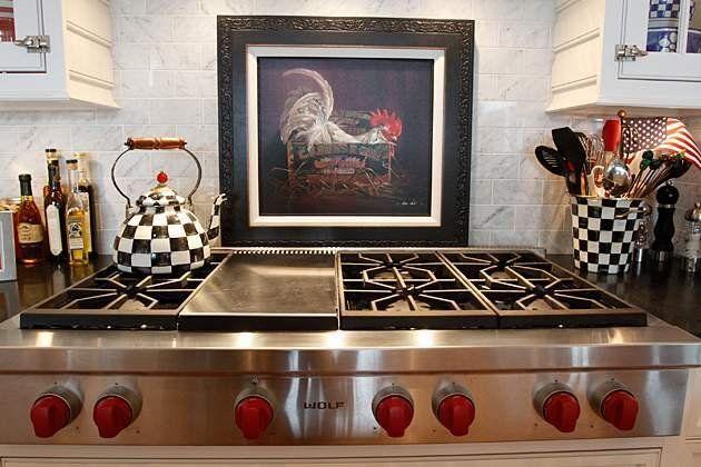 Mackenzie Childs Kitchen Kitchens Rooster Kitchen