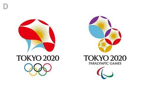 Juegos Olimpicos Paralimpicos Tokyo 2020 Logo Japon Design