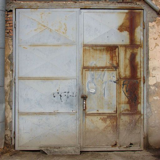 large steel doors - Google Search
