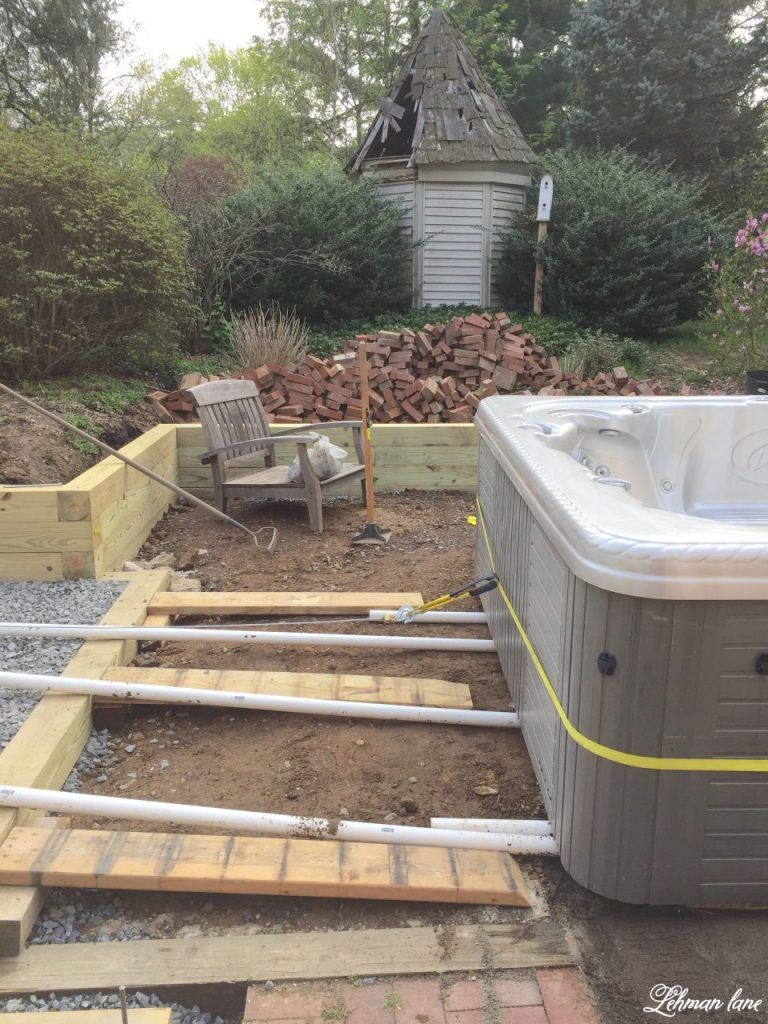 Moving a Hot Tub with just 2 People Hot tub, Hot tub