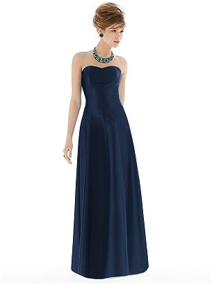Alfred Sung Style D675 http://www.dessy.com/dresses/bridesmaid/d675/