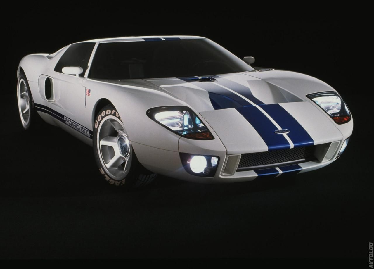 2002 Ford GT40 Concept | Ford | Pinterest | Ford gt40, Ford and Ford GT