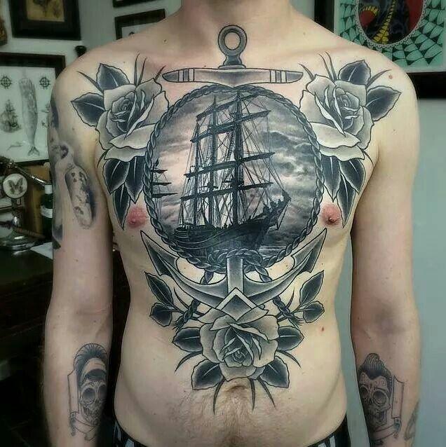 Tattoo by Thomas Pollard