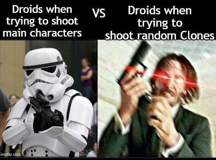 Seventeen 'May The Fourth' Memes For Star Wars Fanatics - Memebase - Funny Memes