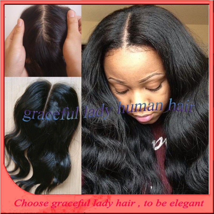 Where to buy hair closures - Find More Lace Closure Information About Rosa Hair Products Unprocessed Human Hair Middle Part Closure Brazillian