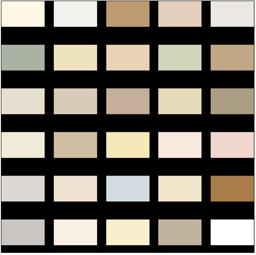 Merlex Stucco Colors