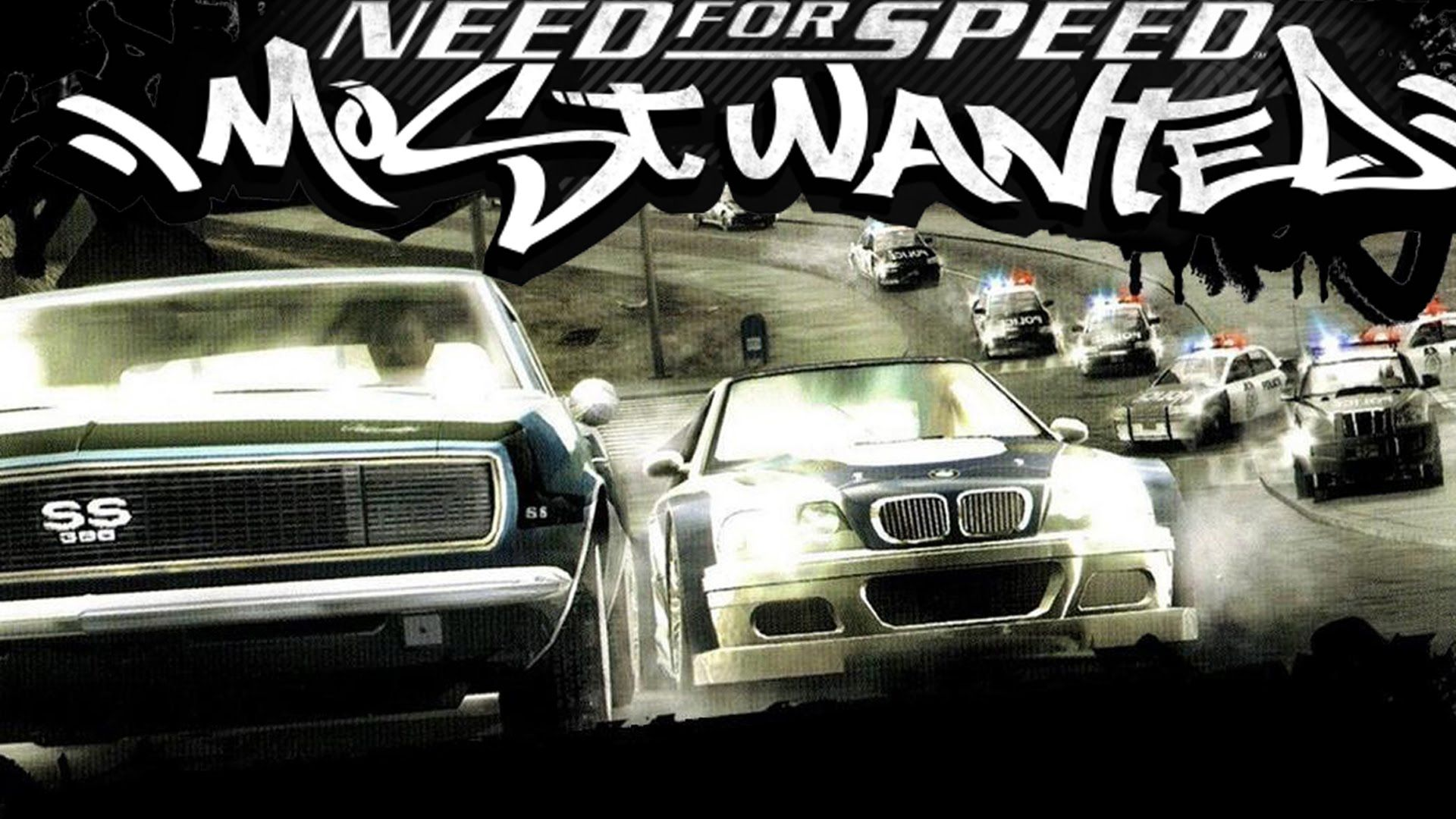 Nfs Most Wanted Black Edition Pc Games