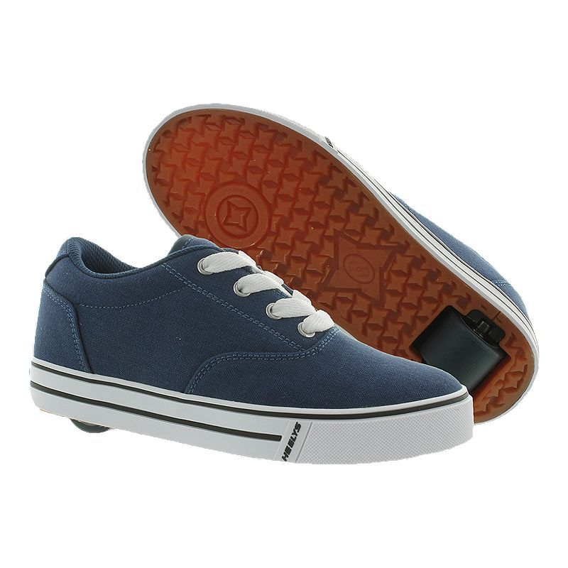 best service 6e3f8 8108f Heelys Kids  Launch Skate Shoes - Navy Black