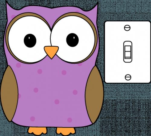 Owl Classroom Lights Job