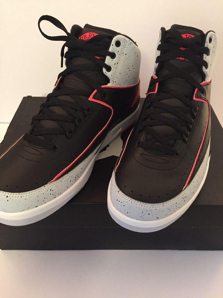 finest selection e70ca 1e8fd Air Jordan 2 RETRO size 10.5 NEW  fashion  clothing  shoes  accessories   mensshoes  athleticshoes (ebay link)