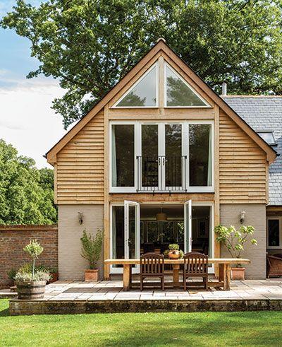 Bereco Bespoke Angle Timber Windows and French Doors