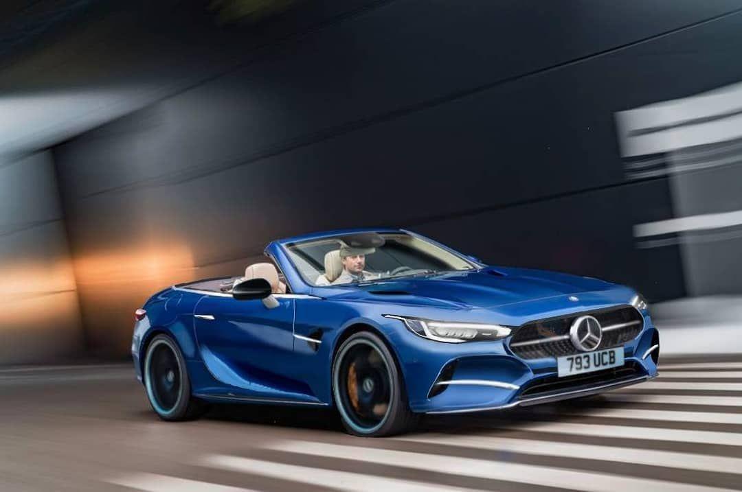 2021 Mercedes Sl Here S My Take On The New Reinvented Sl Coming In 2021 Nbsp Nbsp Render Nbsp Nbsp Nbsp Nbsp Photoshop Nbsp Nbsp Nbsp Nbsp Merced