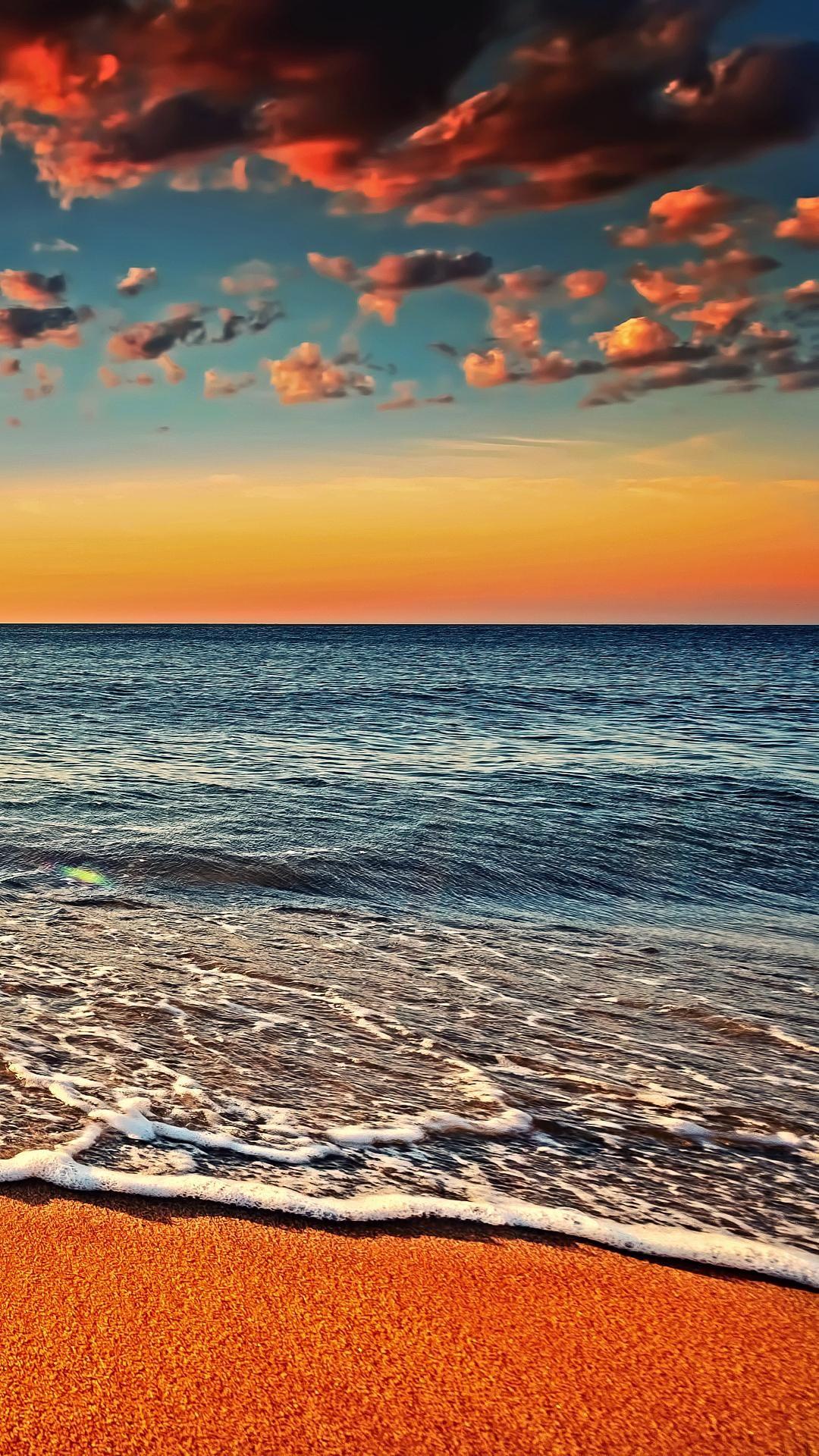 The Beach Beach Abstract Iphone Wallpaper Wallpaper Diy Crafts