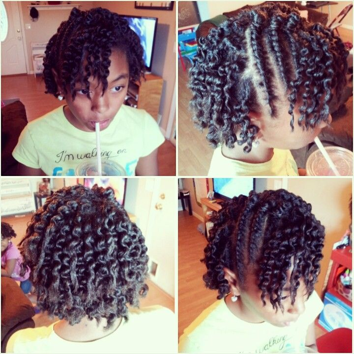 30 Natural Twist Hairstyles For Toddlers Hairstyles Ideas