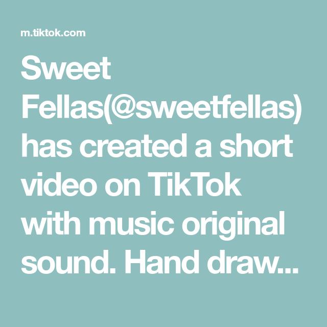 Sweet Fellas(@sweetfellas) has created a short video on TikTok with music original sound. Hand drawn animation (135 frames) for @valentinemusic✨ enjoy 😃 #animation#art#art#pinkandblue#drawing#artistchallenge#artistcheck