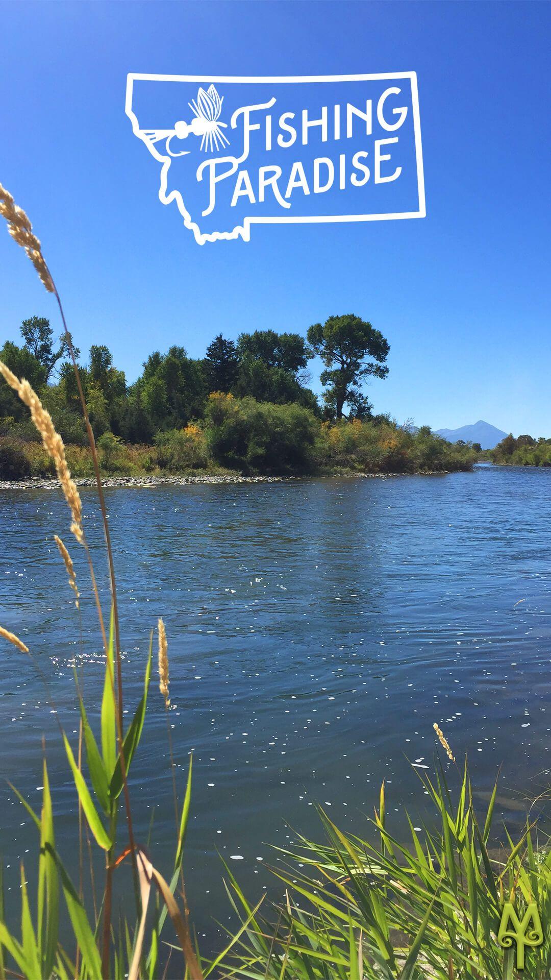 Fly Fishing Paradise Montana Yellowstone River Yellowstone Fly Fishing