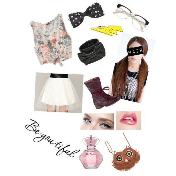 Be.you.tiful, created by emmalfthebookworm on Polyvore