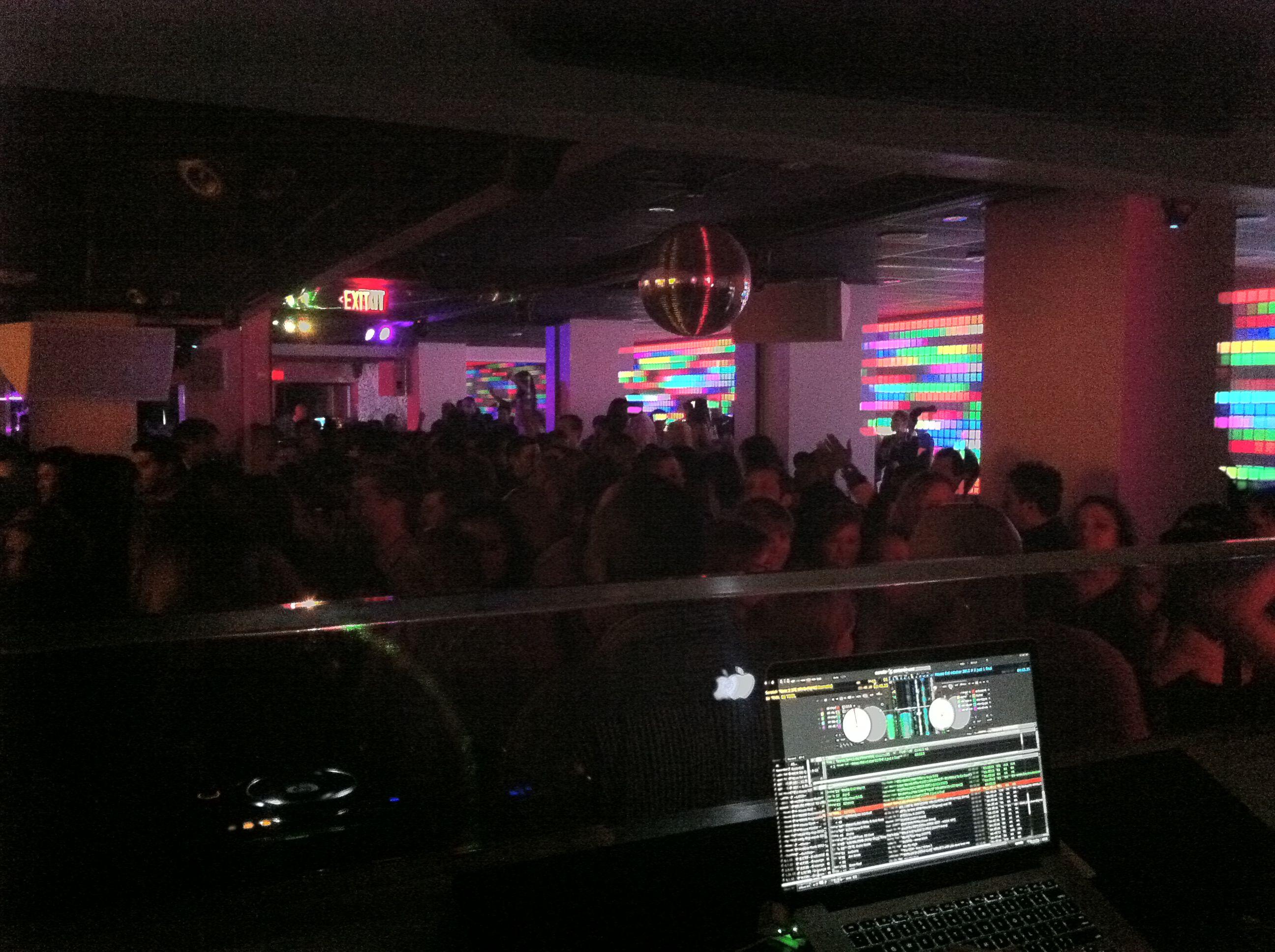 Jam packed on Saturday 10/17 with DJ Virtue