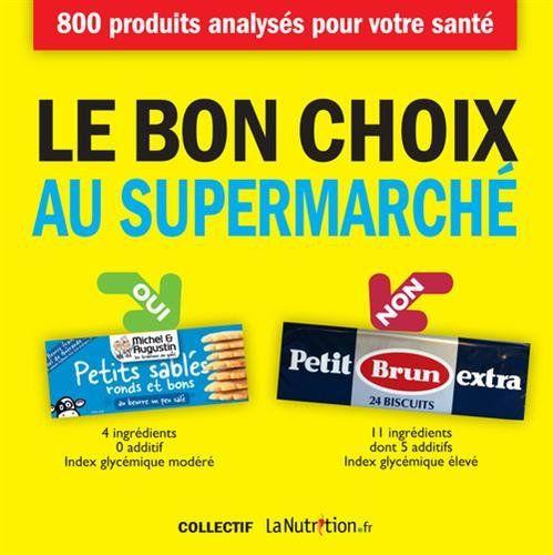 Telechargez Desle Bon Choix Au Supermarche Livres Gratuits