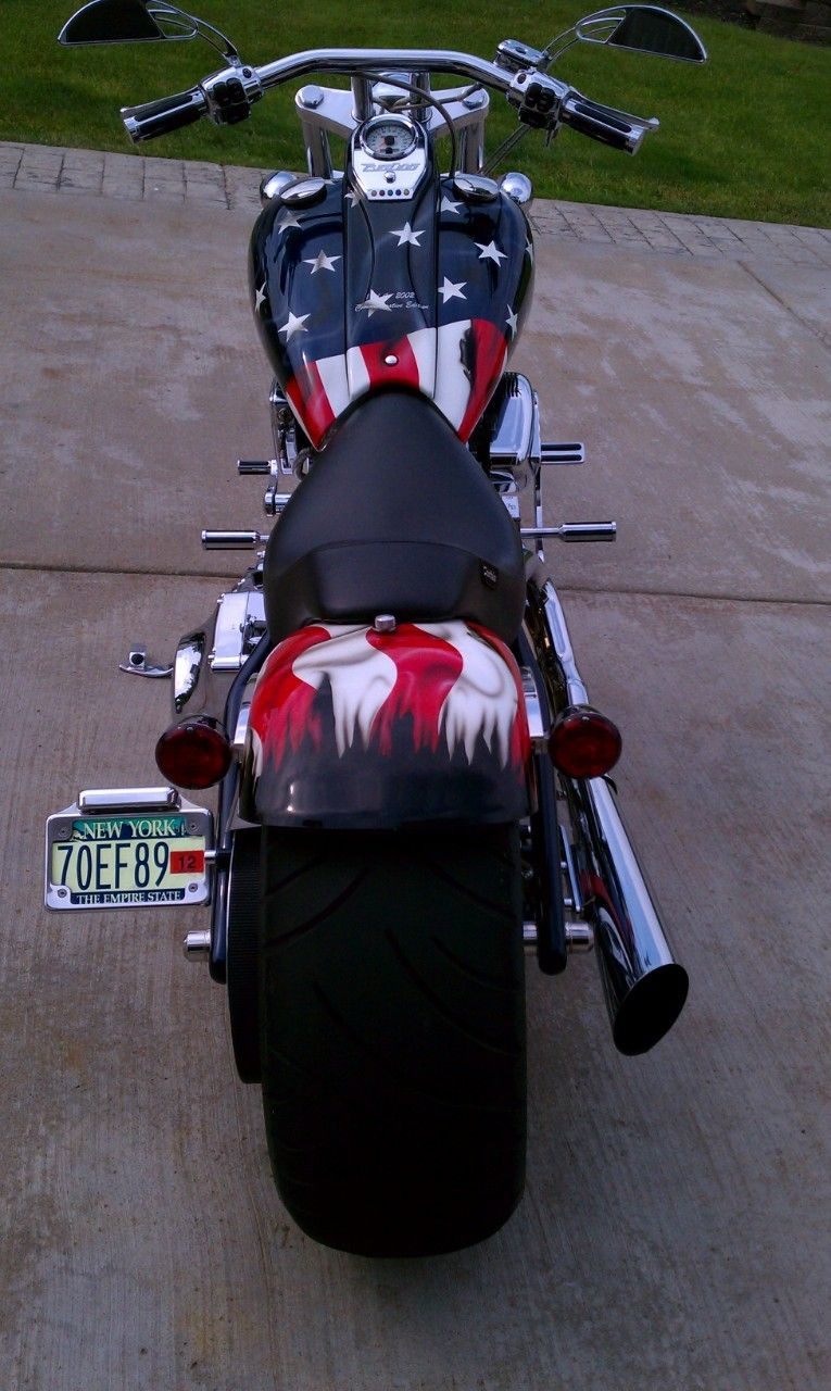 Check Out This 2002 Big Dog Motorcycles Pitbull Efi Listing In