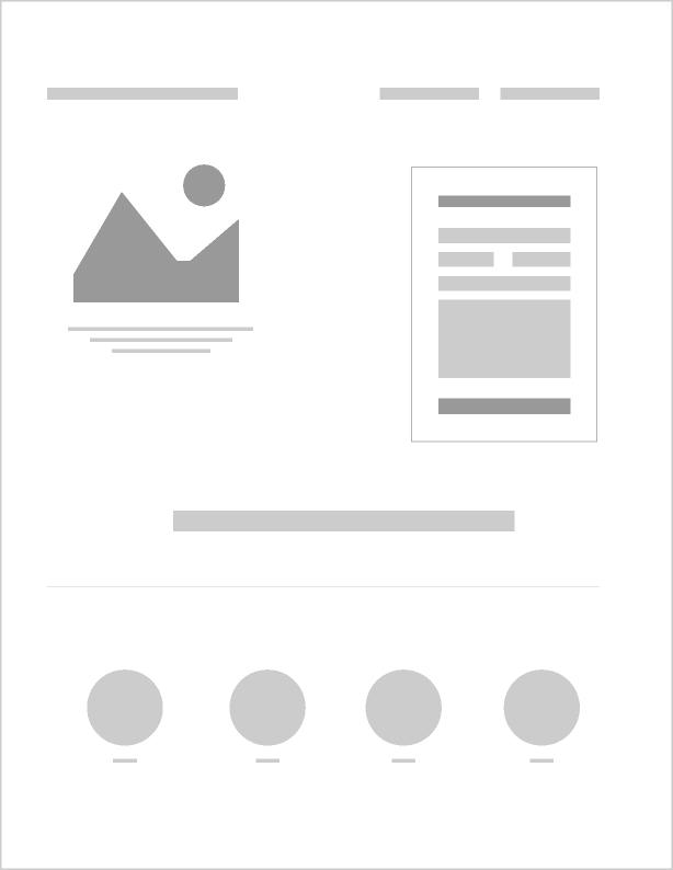 conversion page three website layout flow designs pinterest