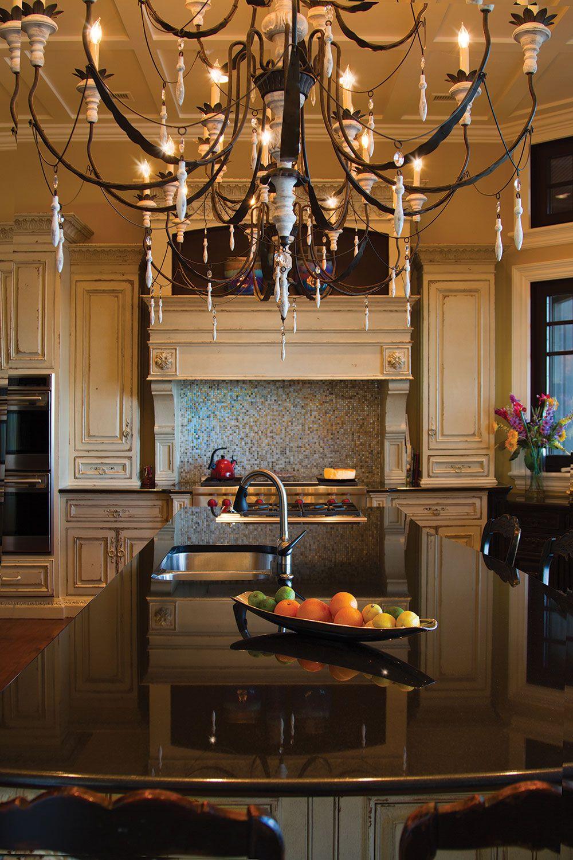 Kiawah Home | Large Percival Chandeliers: SK5001 | kitchen | Pinterest