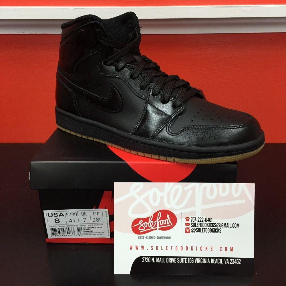 Jordan 1 - OG - Gum Bottom. Brand new/Deadstock. %100 authentic guaranteed.