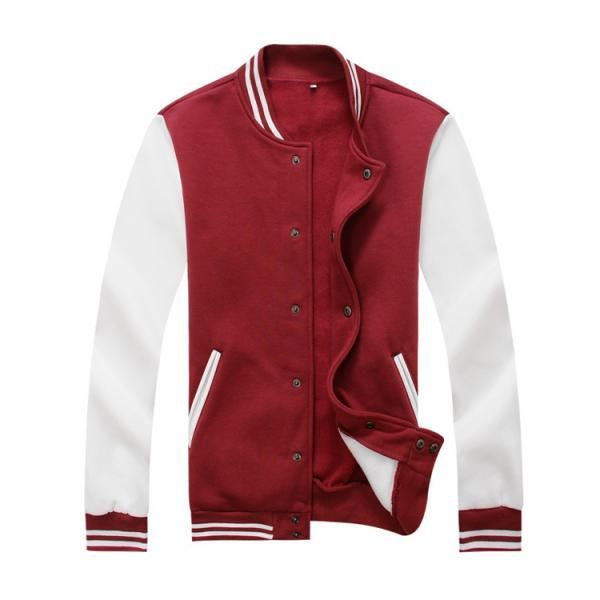 Women's Varsity Letterman University Baseball Jacket - VJ - 5 ...